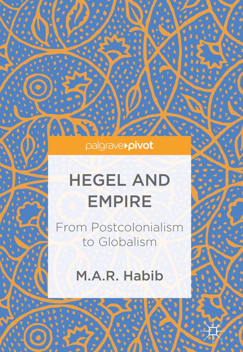 Habib, M.A.R. - Hegel and Empire, ebook