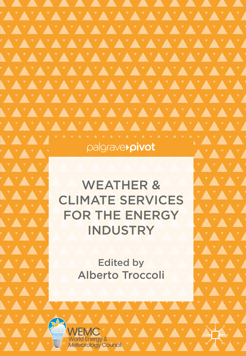 Troccoli, Alberto - Weather & Climate Services for the Energy Industry, ebook