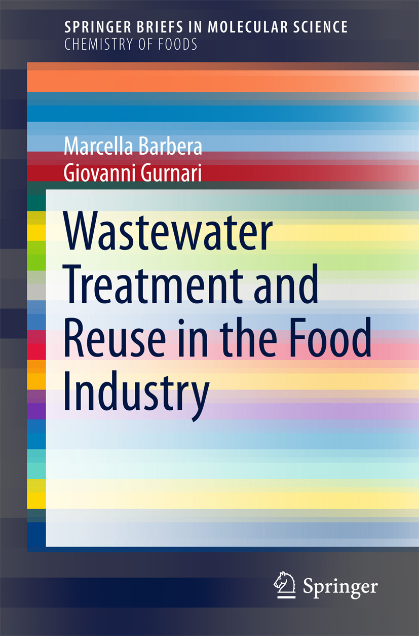 Barbera, Marcella - Wastewater Treatment and Reuse in the Food Industry, e-bok