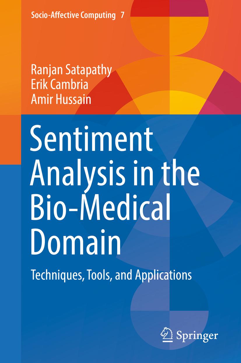 Cambria, Erik - Sentiment Analysis in the Bio-Medical Domain, ebook