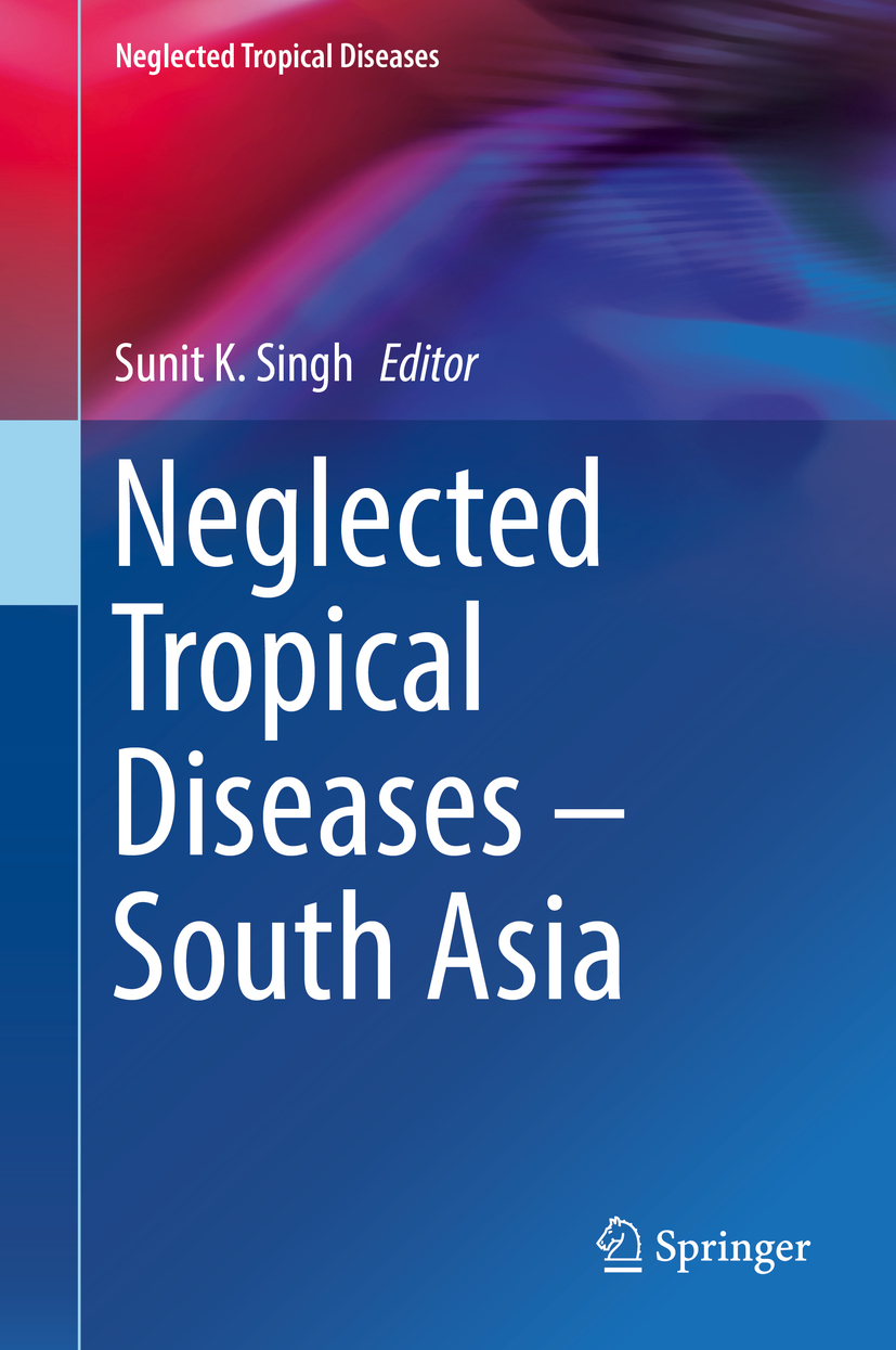 Singh, Sunit K. - Neglected Tropical Diseases - South Asia, ebook