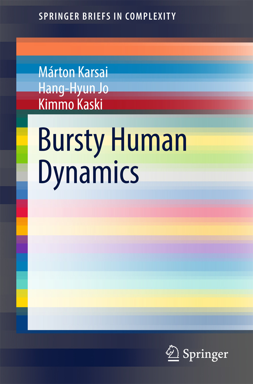 Jo, Hang-Hyun - Bursty Human Dynamics, ebook
