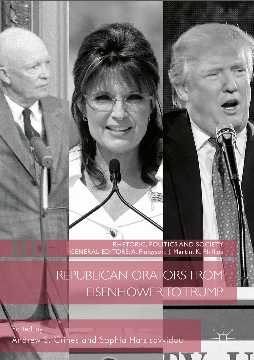 Crines, Andrew S. - Republican Orators from Eisenhower to Trump, ebook
