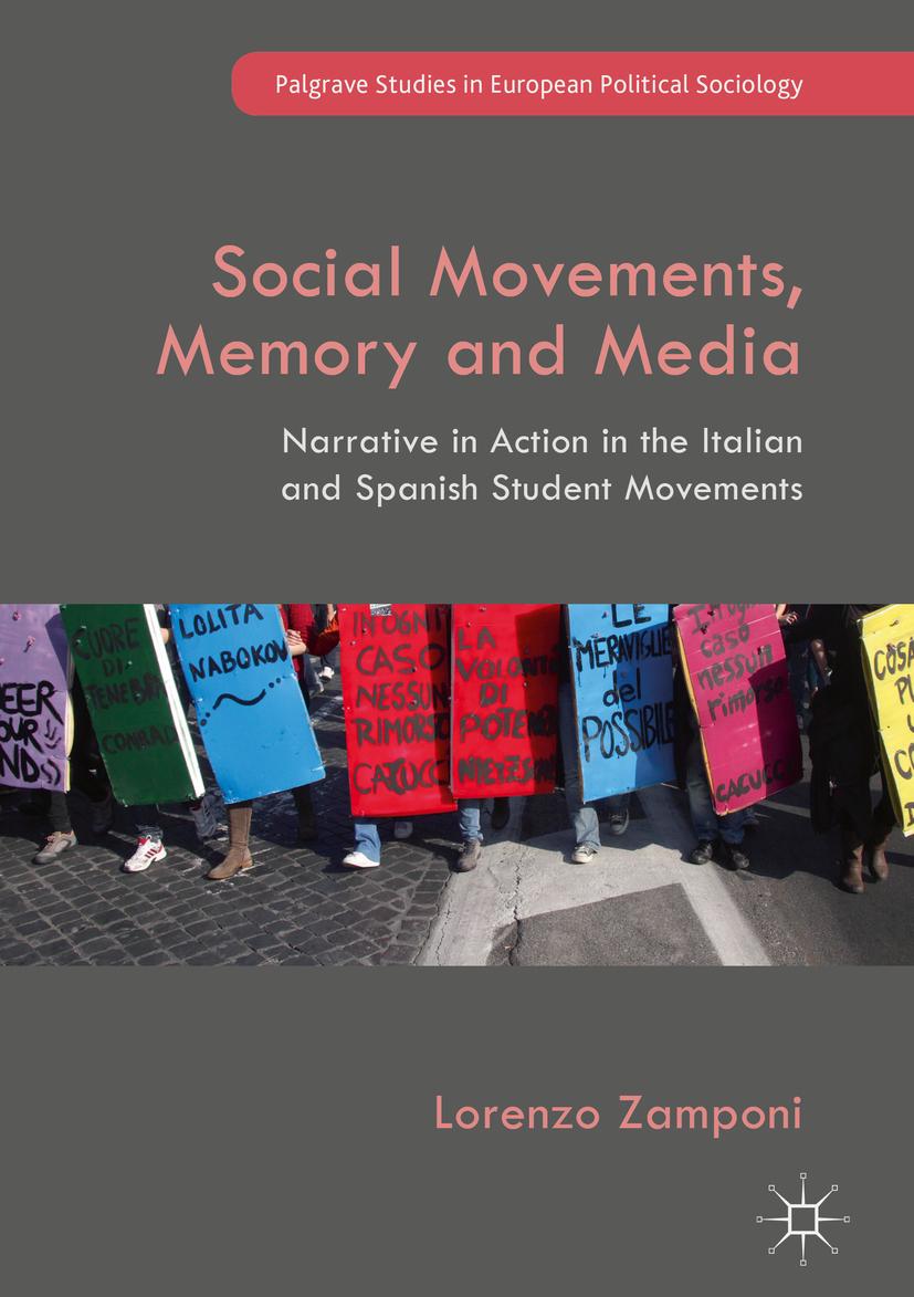 Zamponi, Lorenzo - Social Movements, Memory and Media, ebook