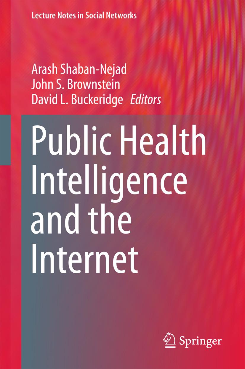 Brownstein, John S. - Public Health Intelligence and the Internet, e-kirja
