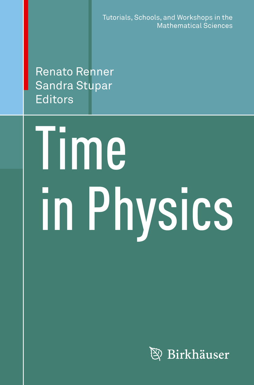 Renner, Renato - Time in Physics, e-kirja