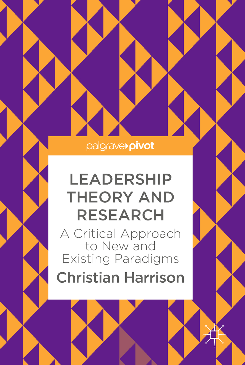 Harrison, Christian - Leadership Theory and Research, ebook