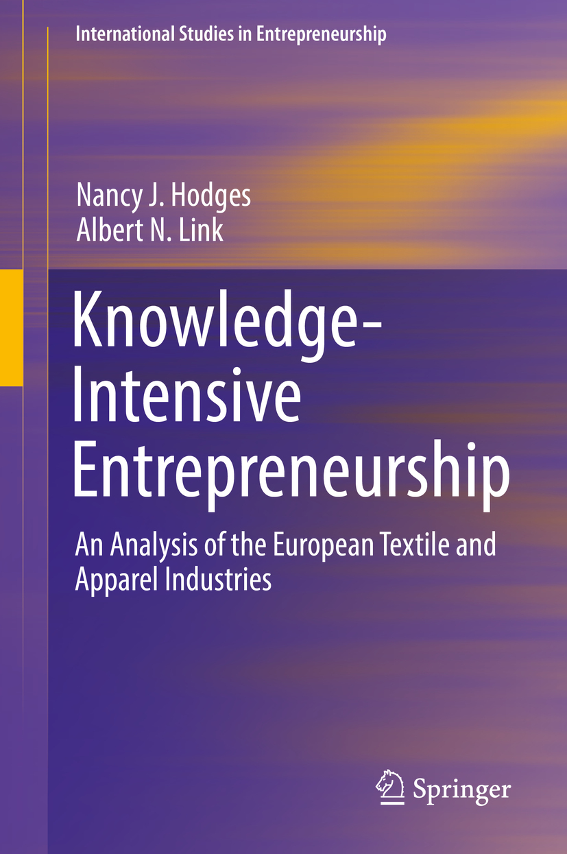Hodges, Nancy J. - Knowledge-Intensive Entrepreneurship, ebook