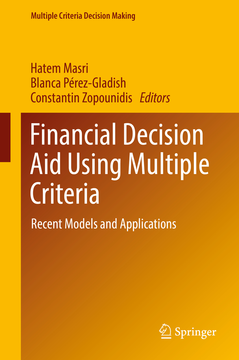 Masri, Hatem - Financial Decision Aid Using Multiple Criteria, ebook