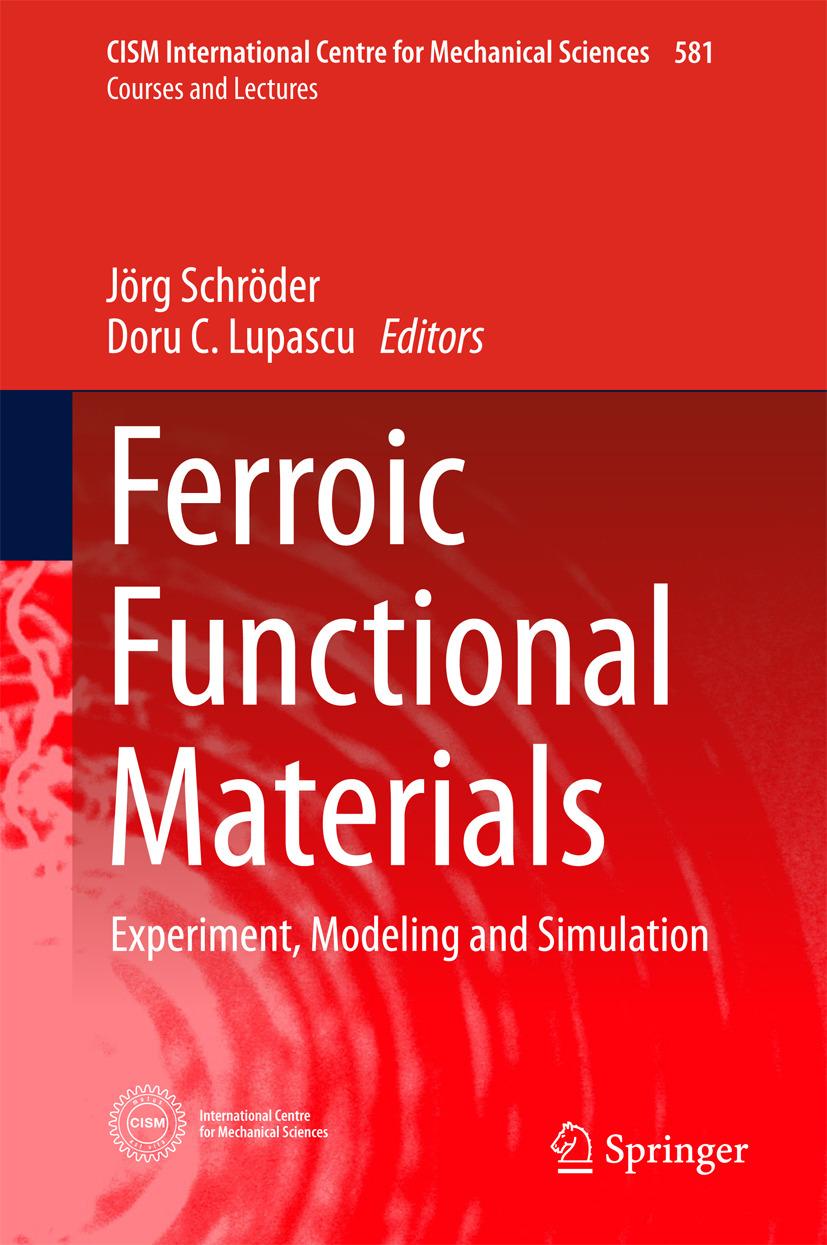 Lupascu, Doru C. - Ferroic Functional Materials, ebook