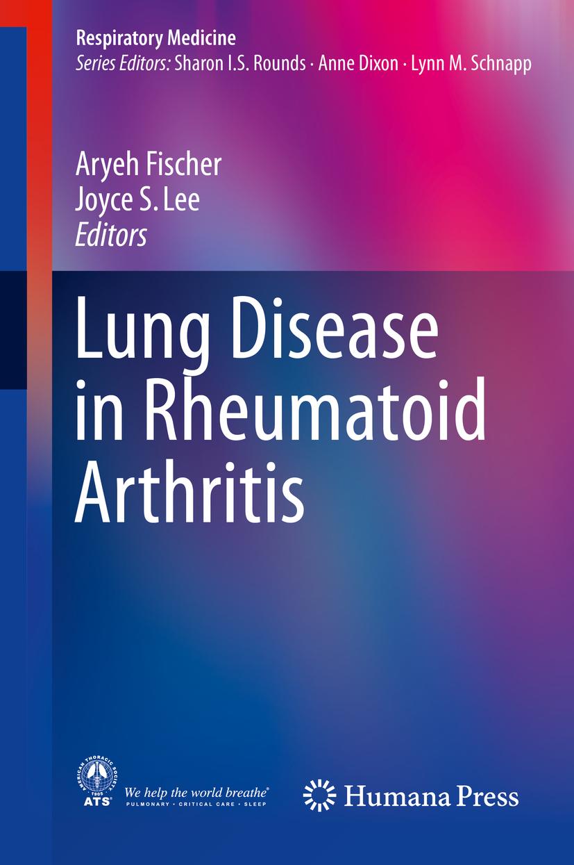 Fischer, Aryeh - Lung Disease in Rheumatoid Arthritis, ebook