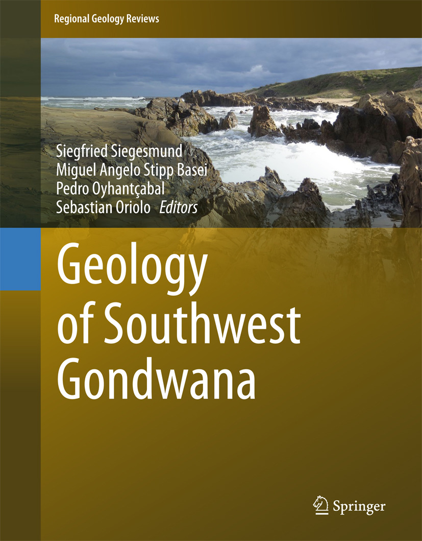 Basei, Miguel A. S. - Geology of Southwest Gondwana, ebook