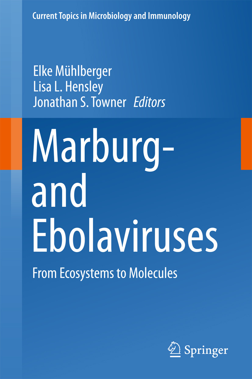 Hensley, Lisa L. - Marburg- and Ebolaviruses, ebook