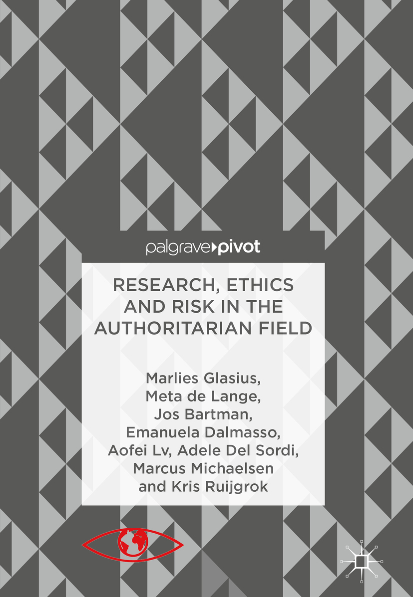 Bartman, Jos - Research, Ethics and Risk in the Authoritarian Field, ebook