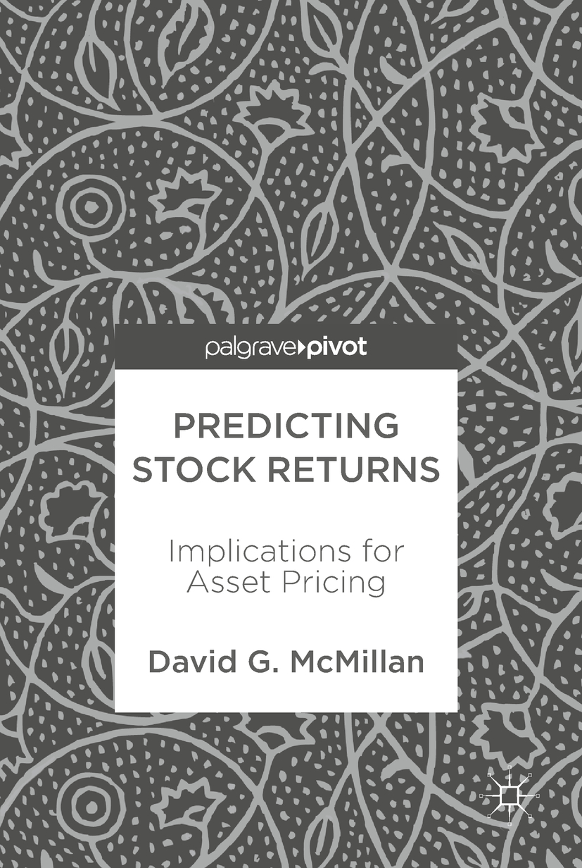 McMillan, David G - Predicting Stock Returns, ebook