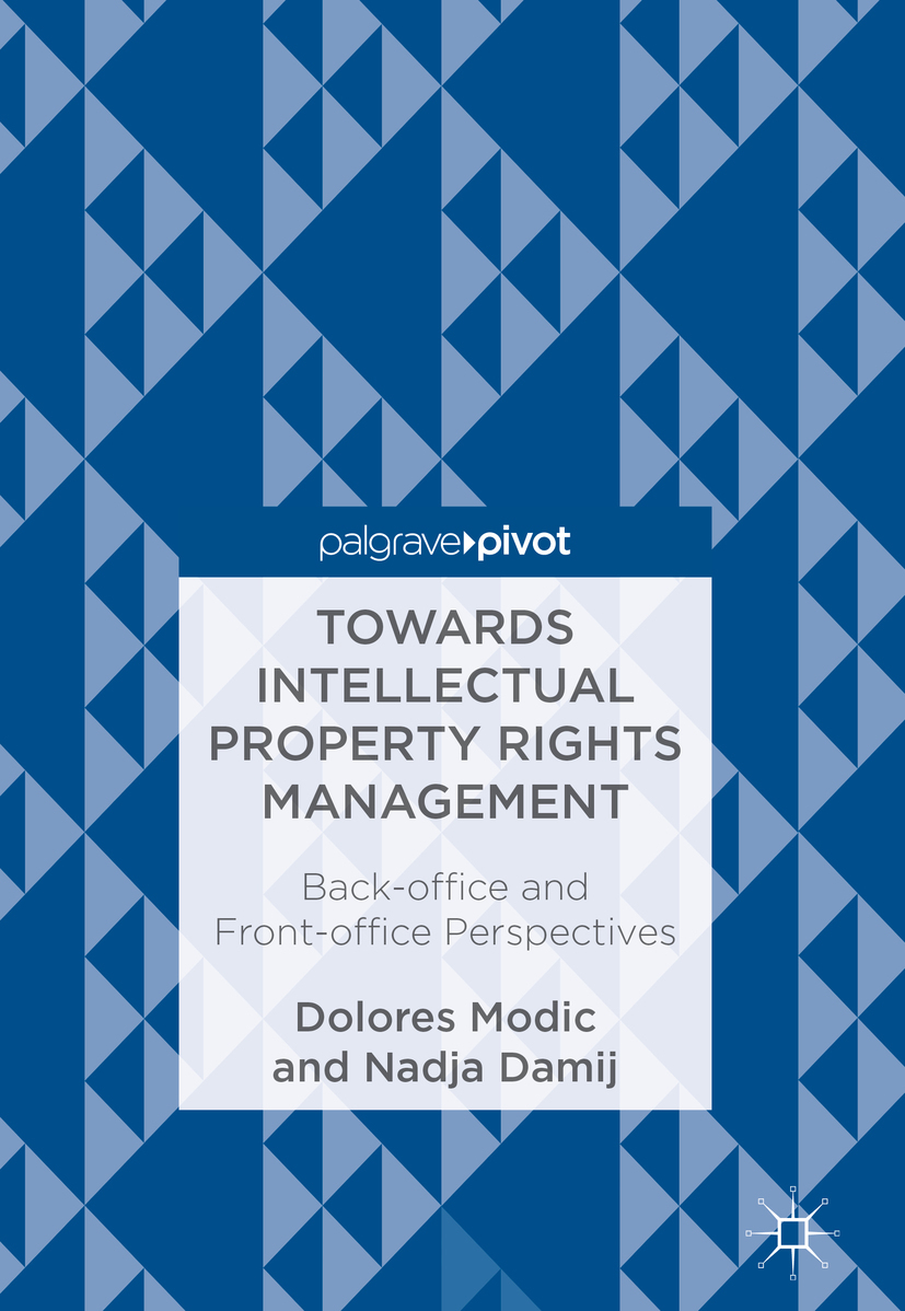 Damij, Nadja - Towards Intellectual Property Rights Management, ebook