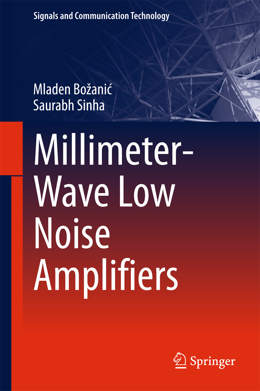 Božanić, Mladen - Millimeter-Wave Low Noise Amplifiers, ebook