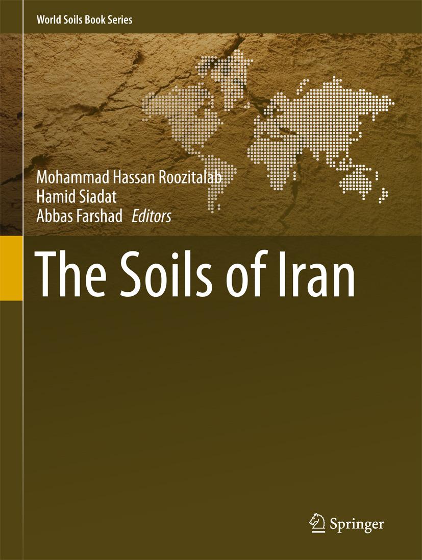 Farshad, Abbas - The Soils of Iran, ebook