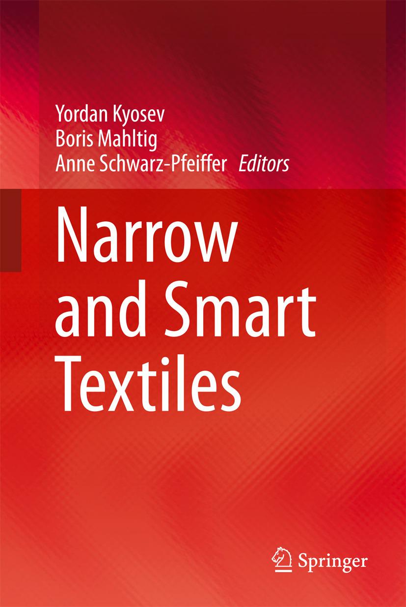 Kyosev, Yordan - Narrow and Smart Textiles, ebook