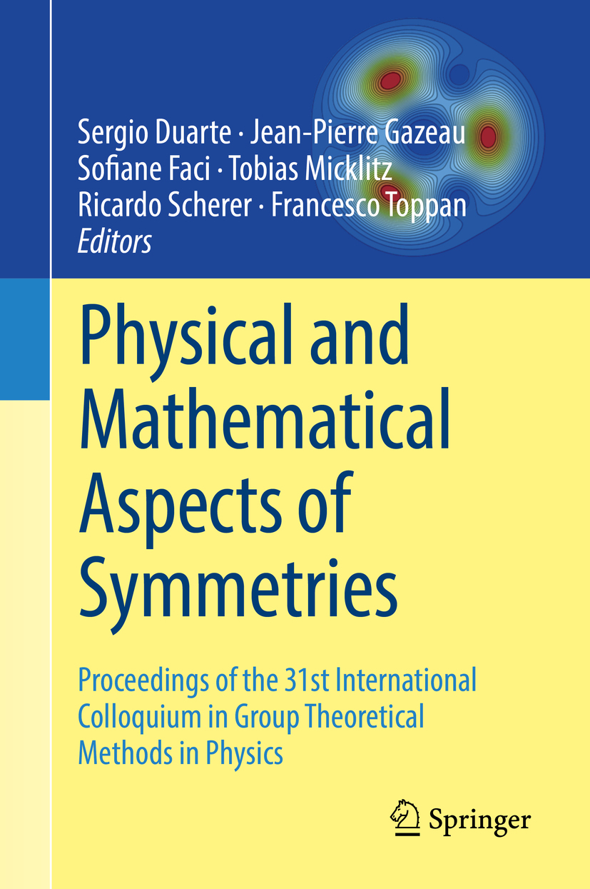 Duarte, Sergio - Physical and Mathematical Aspects of Symmetries, ebook