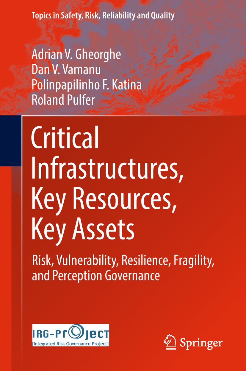 Gheorghe, Adrian V. - Critical Infrastructures, Key Resources, Key Assets, ebook