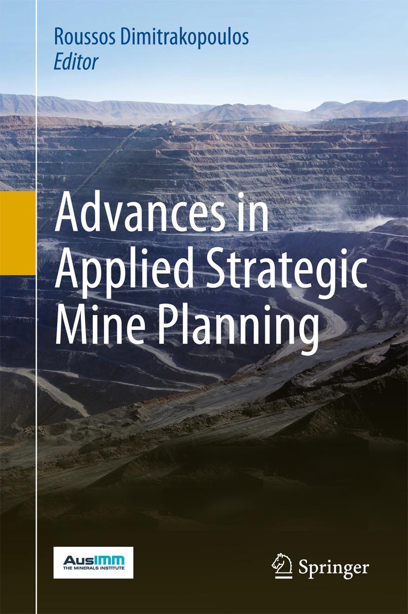 Dimitrakopoulos, Roussos - Advances in Applied Strategic Mine Planning, ebook