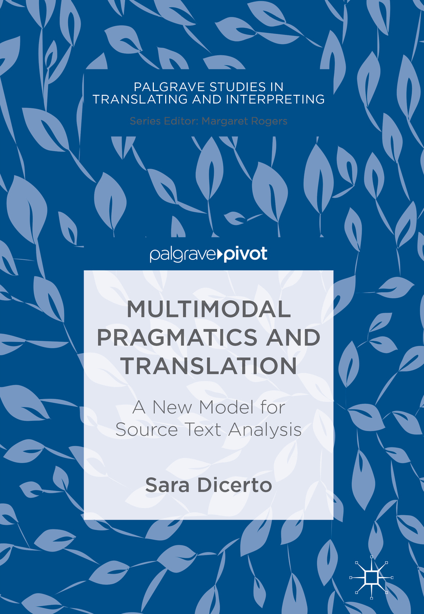 Dicerto, Sara - Multimodal Pragmatics and Translation, ebook