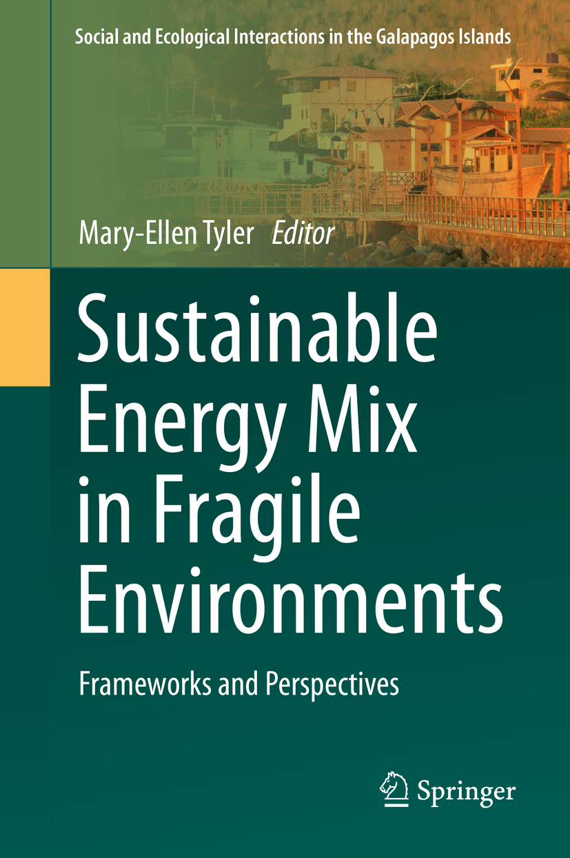 Tyler, Mary-Ellen - Sustainable Energy Mix in Fragile Environments, ebook