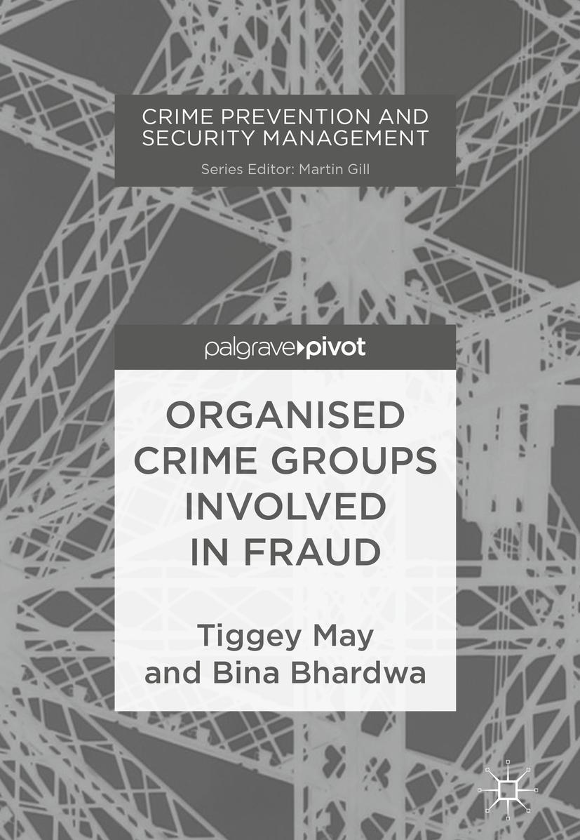 Bhardwa, Bina - Organised Crime Groups involved in Fraud, ebook