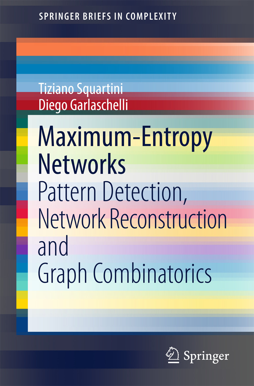 Garlaschelli, Diego - Maximum-Entropy Networks, ebook