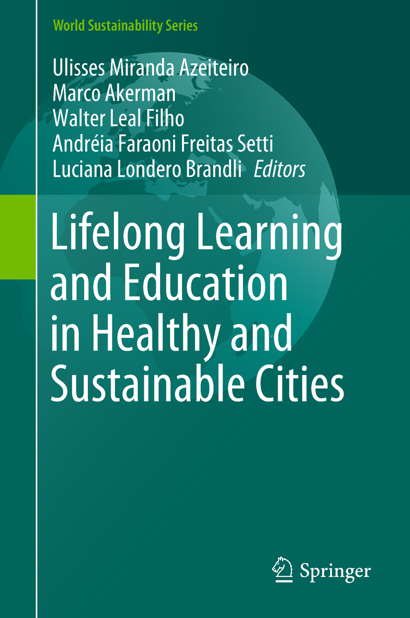 AKERMAN, M. - Lifelong Learning and Education in Healthy and Sustainable Cities, ebook