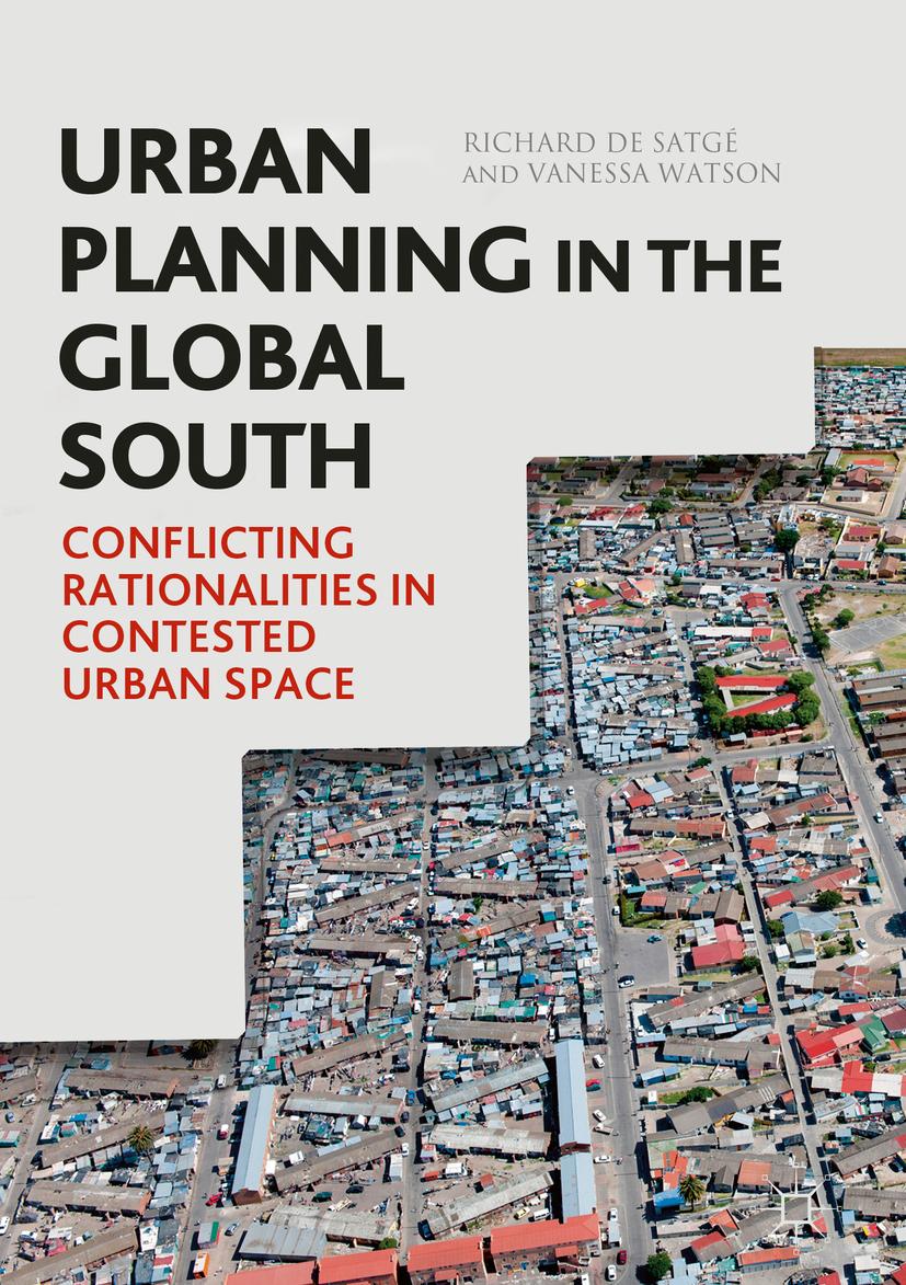 Satgé, Richard de - Urban Planning in the Global South, ebook