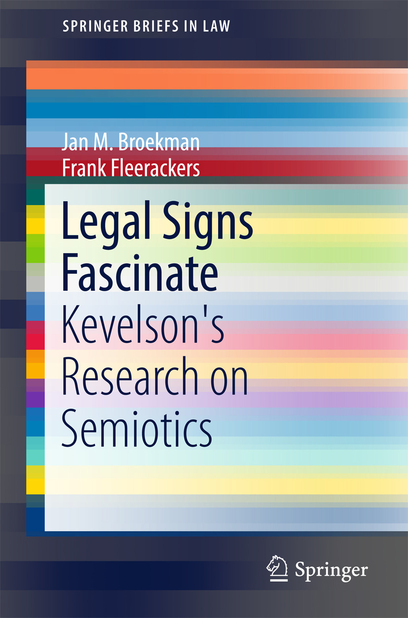 Broekman, Jan M. - Legal Signs Fascinate, ebook