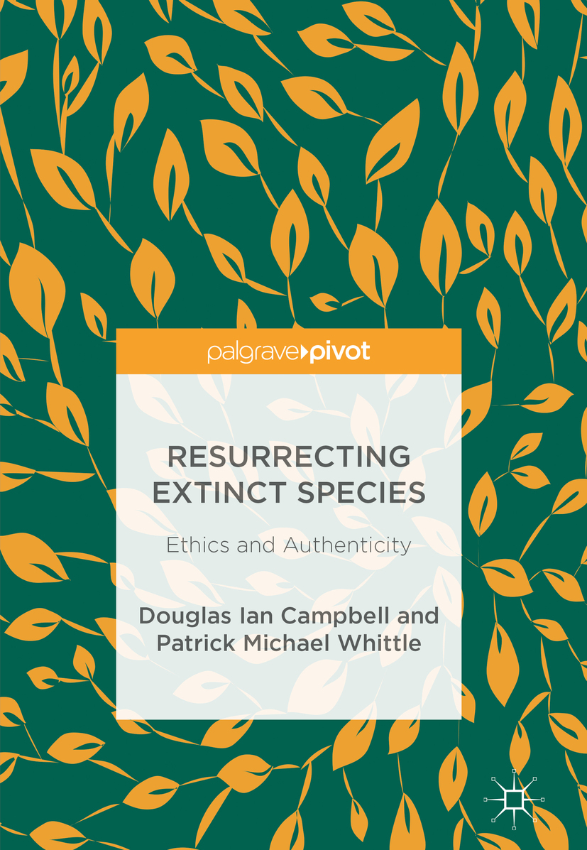 Campbell, Douglas Ian - Resurrecting Extinct Species, ebook