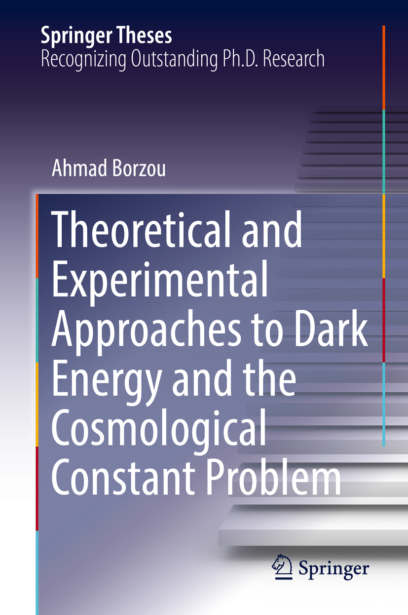 Borzou, Ahmad - Theoretical and Experimental Approaches to Dark Energy and the Cosmological Constant Problem, ebook