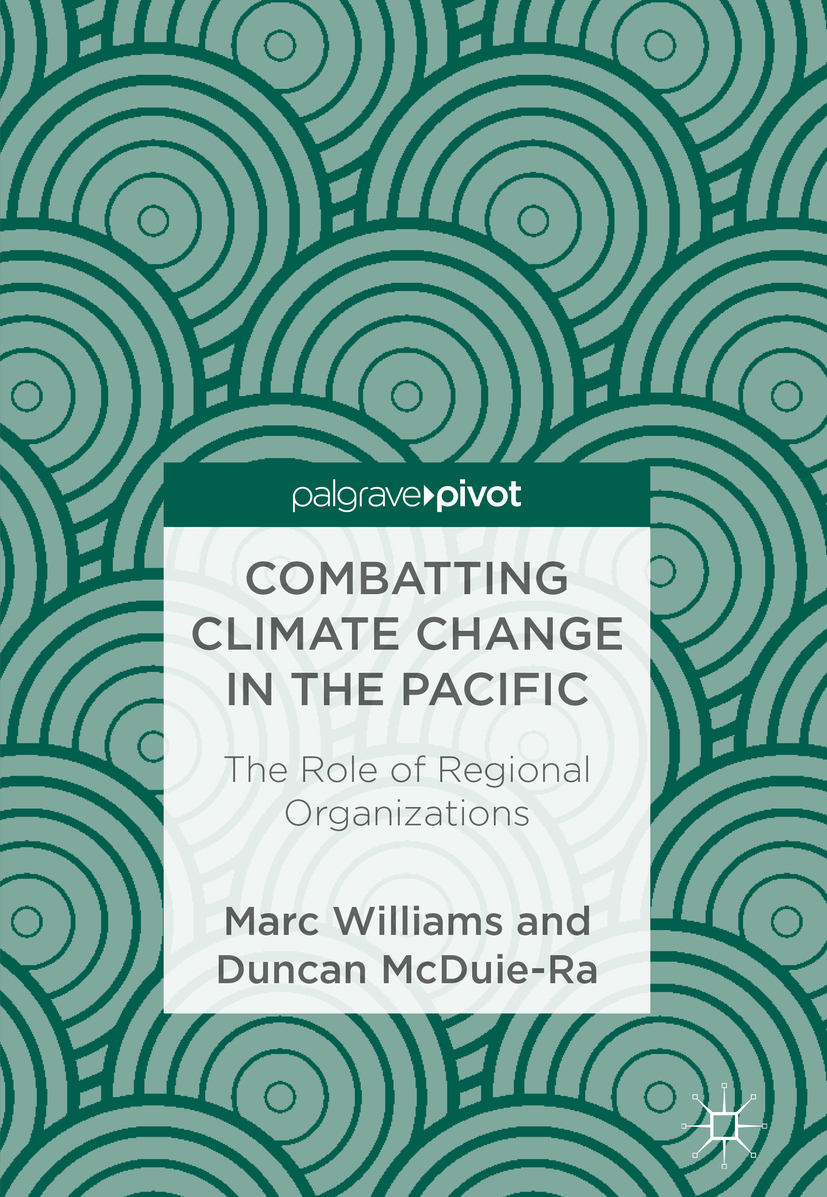 McDuie-Ra, Duncan - Combatting Climate Change in the Pacific, ebook