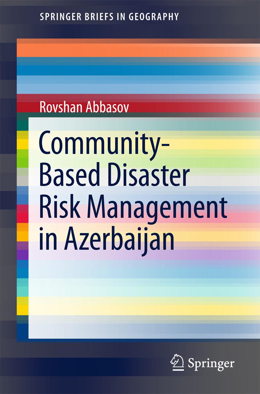 Abbasov, Rovshan - Community-Based Disaster Risk Management in Azerbaijan, e-kirja