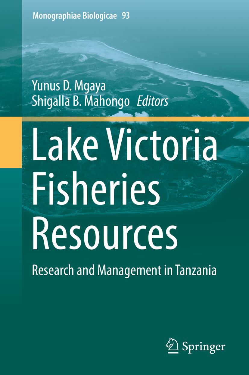 Mahongo, Shigalla B. - Lake Victoria Fisheries Resources, ebook