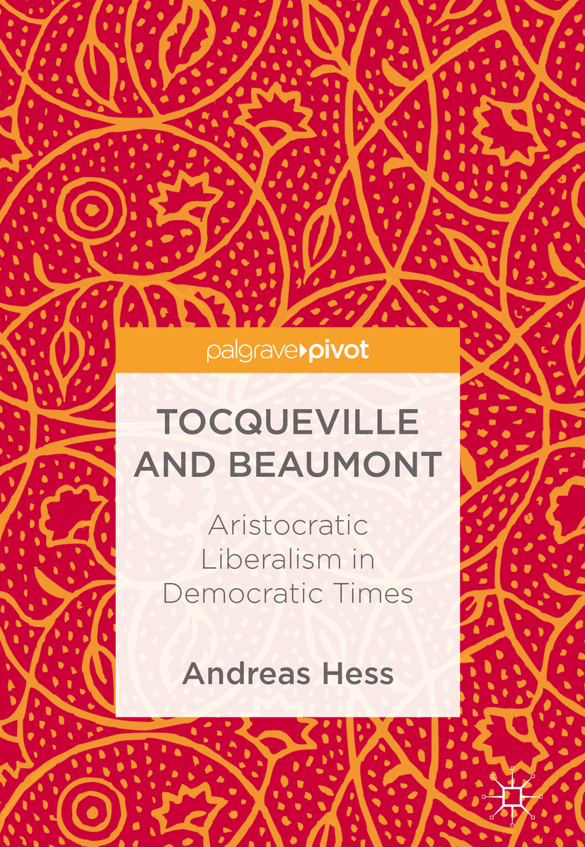 Hess, Andreas - Tocqueville and Beaumont, ebook