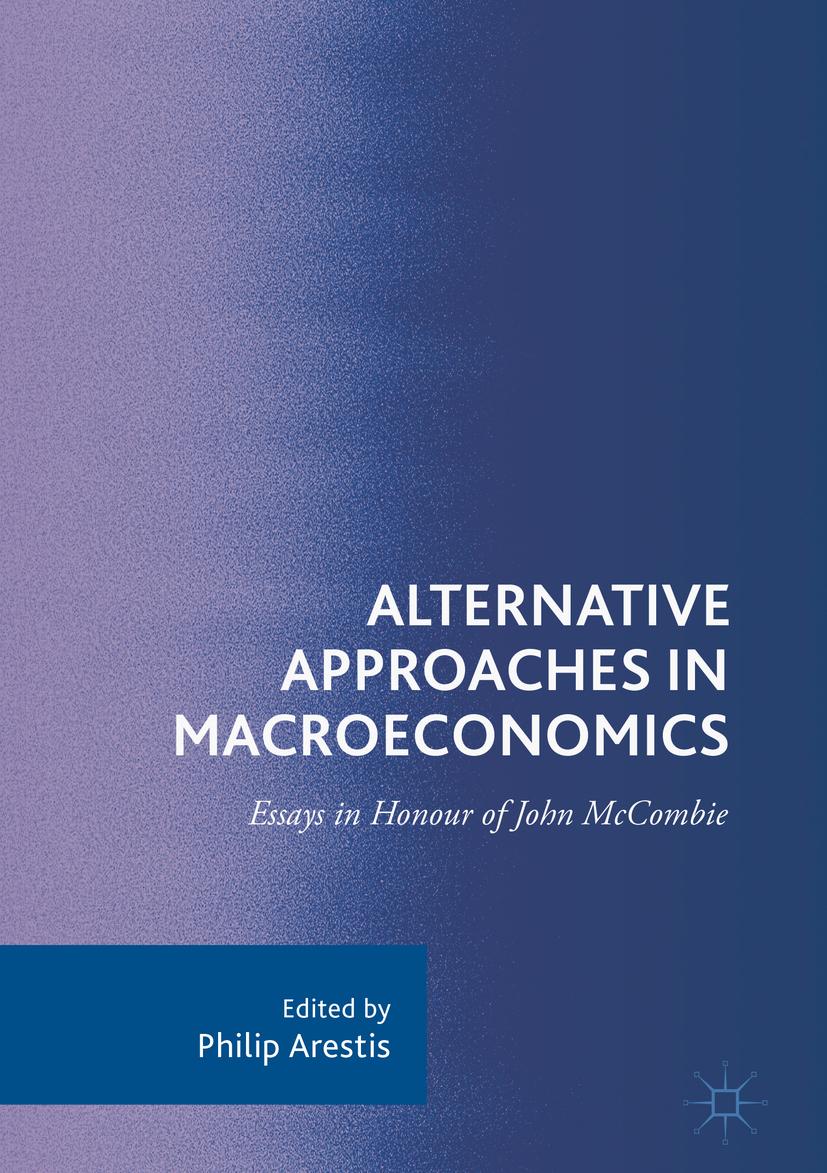 Arestis, Philip - Alternative Approaches in Macroeconomics, ebook