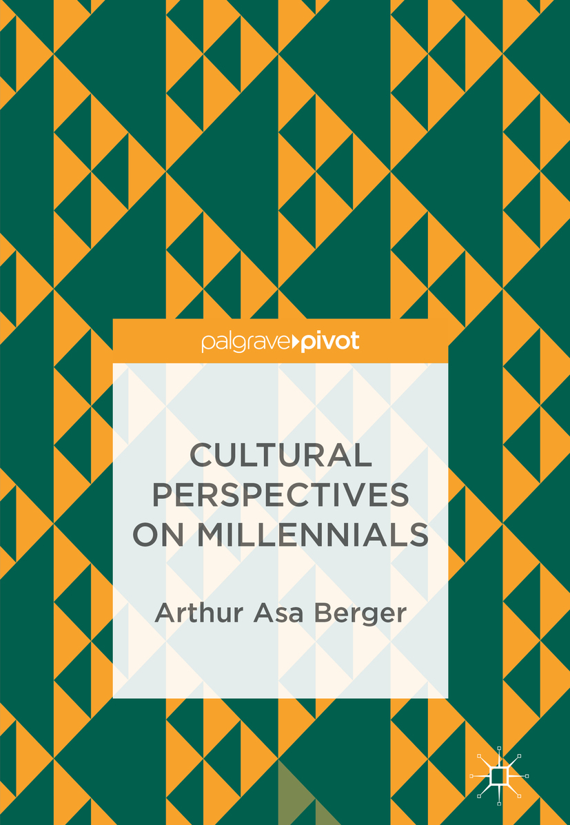 Berger, Arthur Asa - Cultural Perspectives on Millennials, ebook