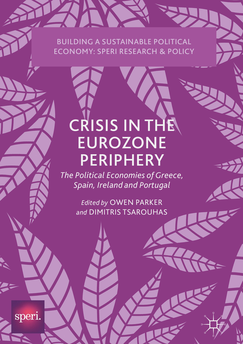 Parker, Owen - Crisis in the Eurozone Periphery, ebook