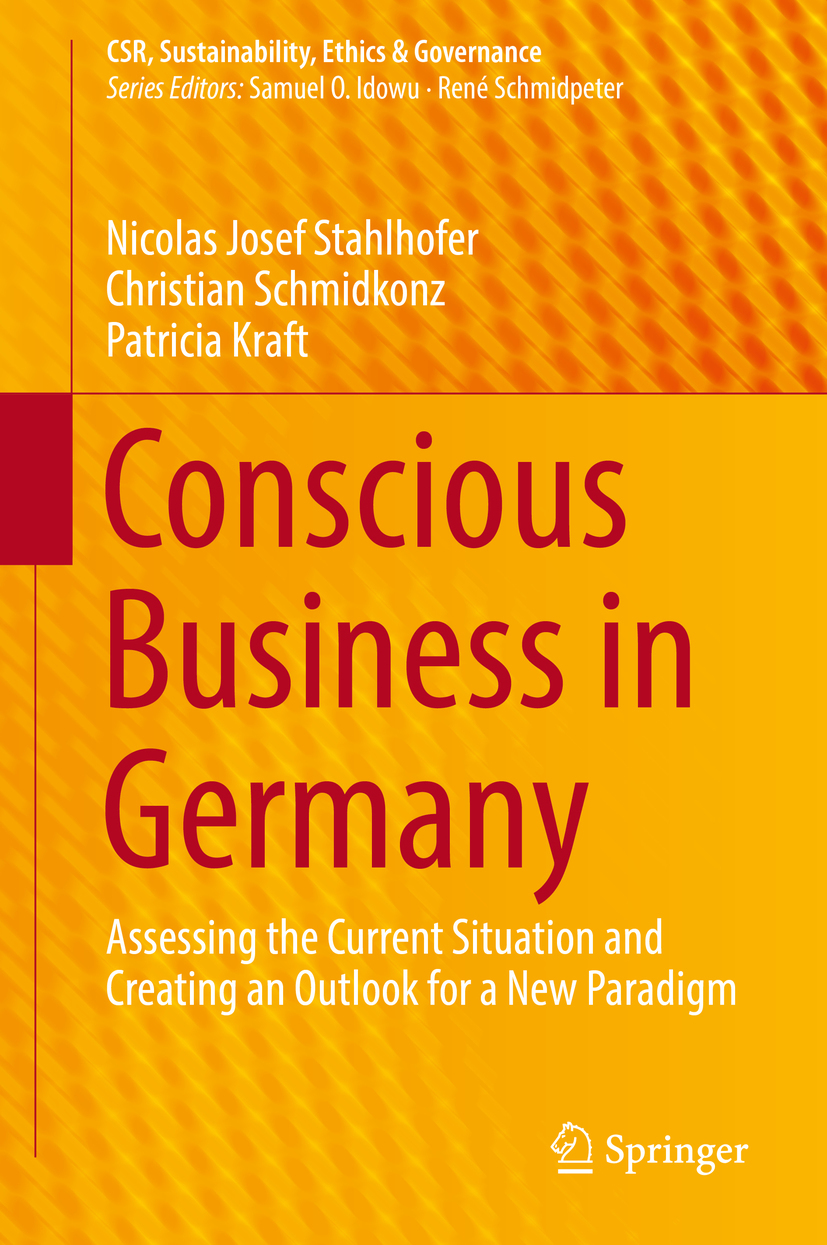 Kraft, Patricia - Conscious Business in Germany, ebook