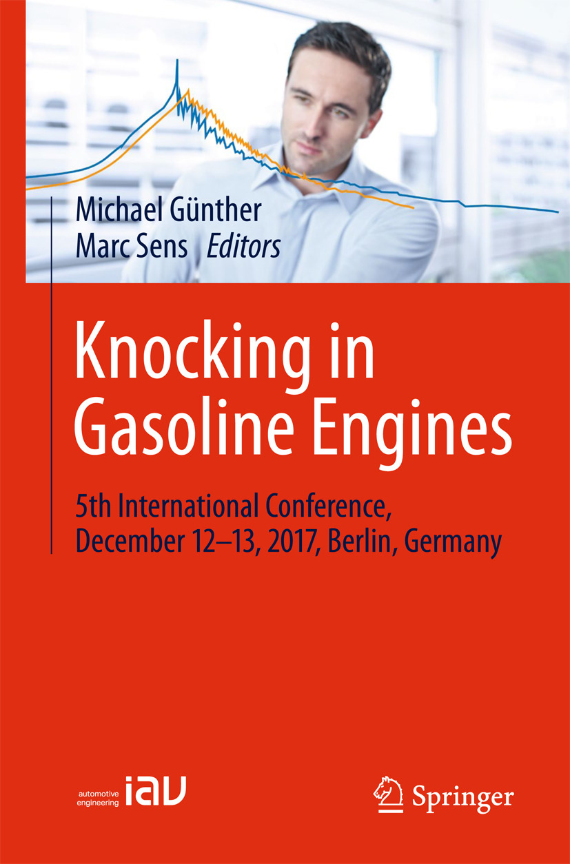 Günther, Michael - Knocking in Gasoline Engines, ebook