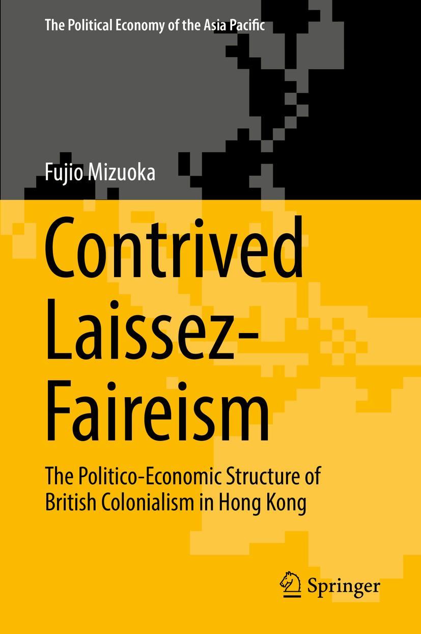 Mizuoka, Fujio - Contrived Laissez-Faireism, ebook