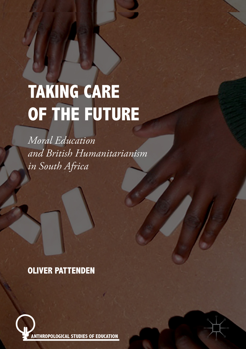 Pattenden, Oliver - Taking Care of the Future, ebook