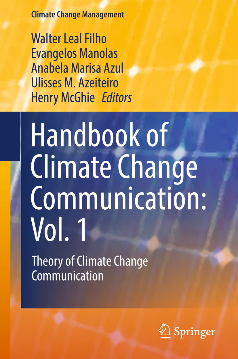 Azeiteiro, Ulisses M. - Handbook of Climate Change Communication: Vol. 1, ebook