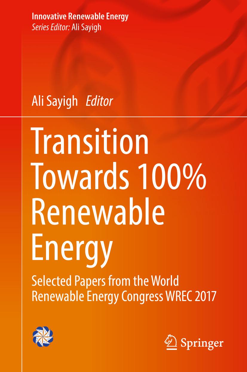 Sayigh, Ali - Transition Towards 100% Renewable Energy, ebook