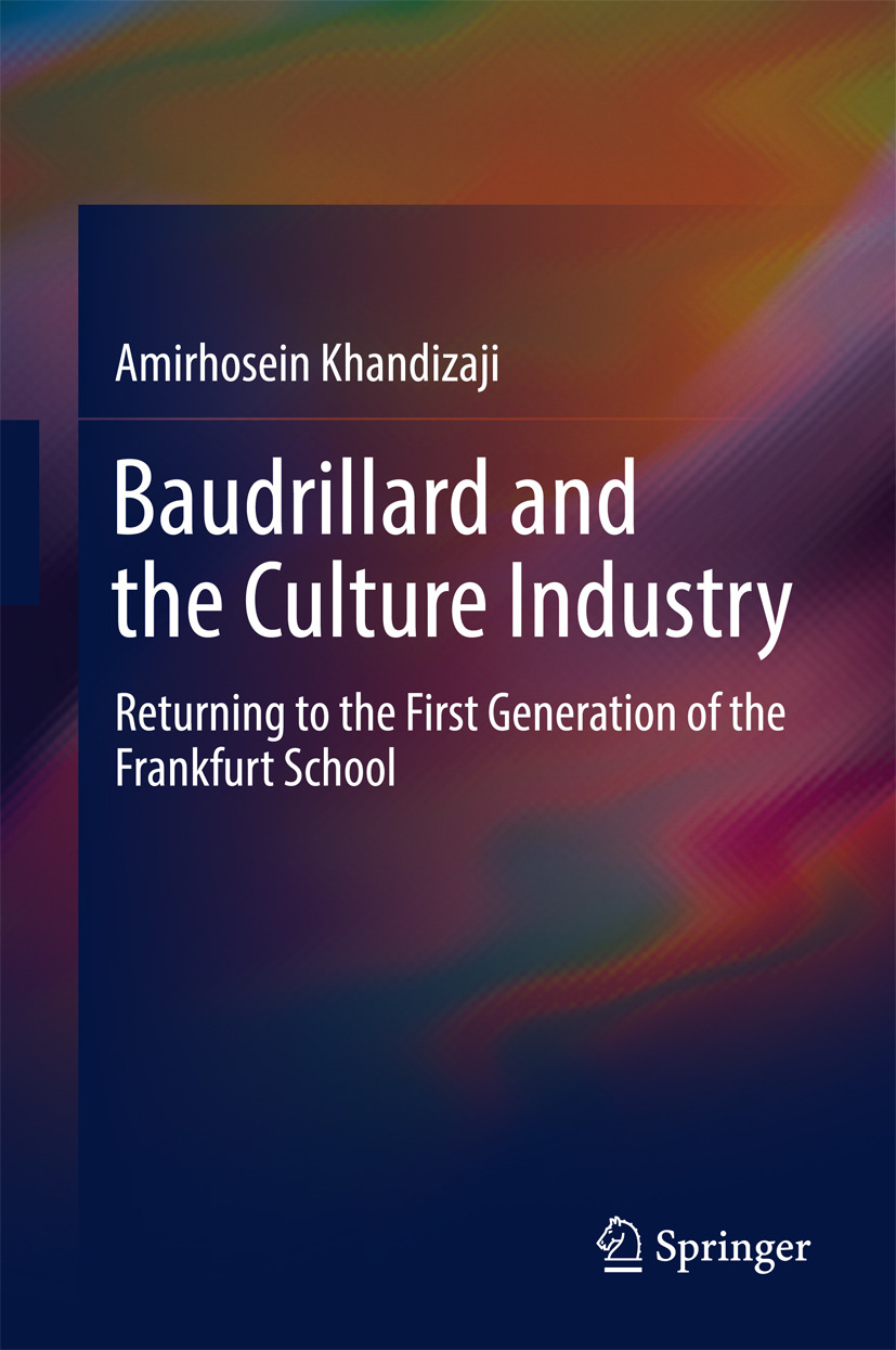 Khandizaji, Amirhosein - Baudrillard and the Culture Industry, ebook