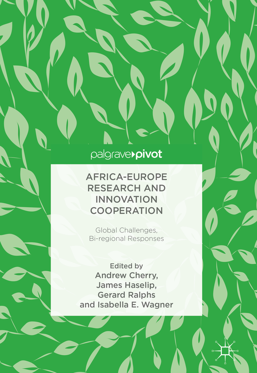 Cherry, Andrew - Africa-Europe Research and Innovation Cooperation, ebook